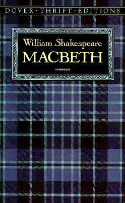 Image for Macbeth (Dover Thrift Editions)