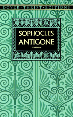 Image for Antigone (Dover Thrift Editions)