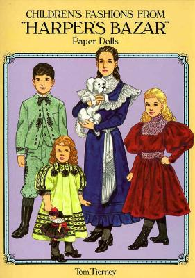Image for Children's Fashions from 'Harper's Bazar' Paper Dolls