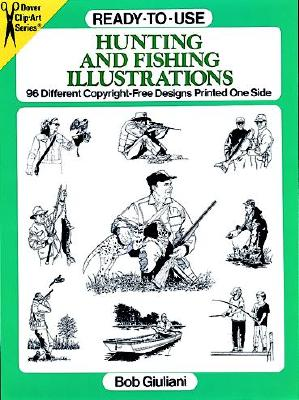 Image for READY-TO-USE HUNTING AND FISHING ILLUSTRATIONS