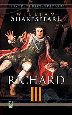 Image for Richard III (Dover Thrift Editions)