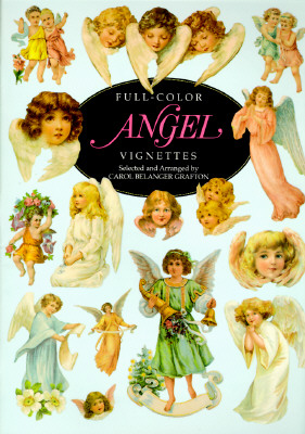 Image for Full-Color Angel Vignettes