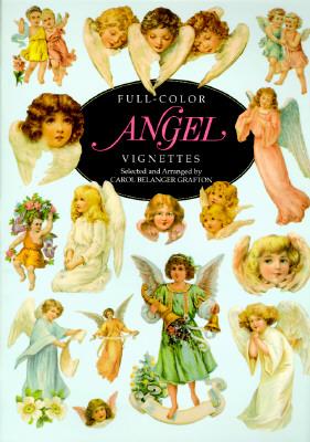Full-Color Angel Vignettes, Grafton, Carol Belanger