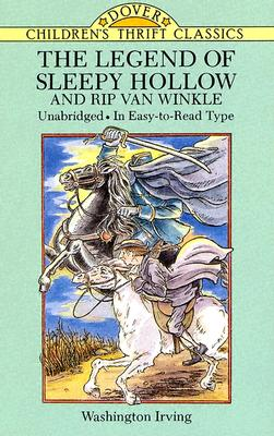 Image for The Legend of Sleepy Hollow and Rip Van Winkle (Dover Children's Thrift Classics)