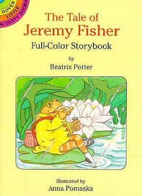 Image for The Tale of Jeremy Fisher: Full-Color Storybook (Dover Little Activity Books)