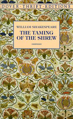 Image for The Taming of the Shrew (Dover Thrift Editions)