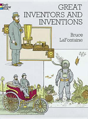 Image for Great Inventors and Inventions (Dover History Coloring Book)
