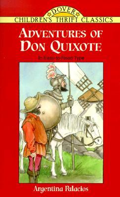 Image for Adventures of Don Quixote (Dover Children's Thrift Classics)