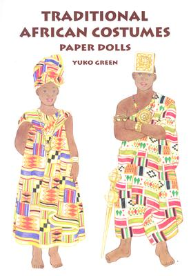 Image for Traditional African Costumes Paper Dolls