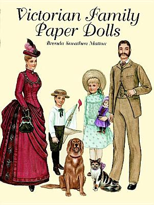 Image for Victorian Family Paper Dolls