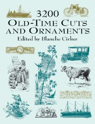 Image for 3200 Old-Time Cuts and Ornaments (Dover Pictorial Archive)