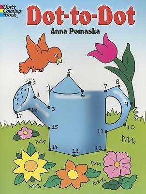 Dot-to-Dot (Dover Children's Activity Books), Pomaska, Anna