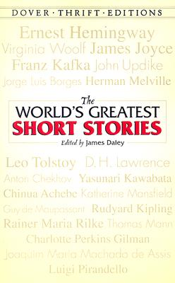 Image for The World's Greatest Short Stories (Dover Thrift Editions)