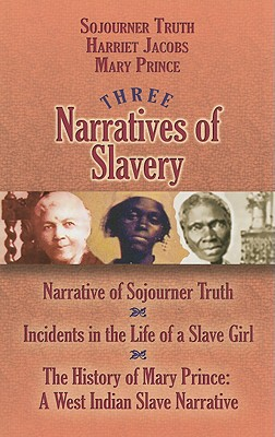 Image for Three Narratives of Slavery (African American)