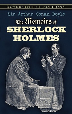 Image for The Memoirs of Sherlock Holmes (Dover Thrift Editions)
