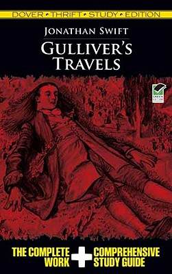 Gulliver's Travels (Dover Thrift Study Edition), Jonathan Swift