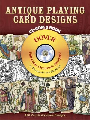 Image for Antique Playing Card Designs (Dover Electronic Clip Art)