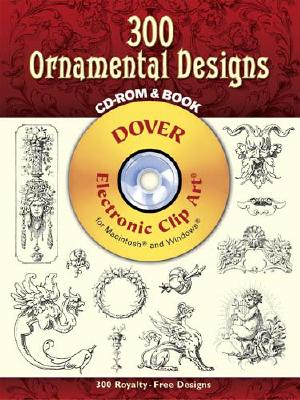 Image for 440 Ornamental Designs (Dover Electronic Clip Art) (CD-ROM and Book)