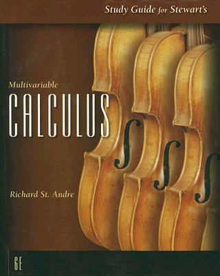 Image for Study Guide for Stewart's Multivariable Calculus, 6th