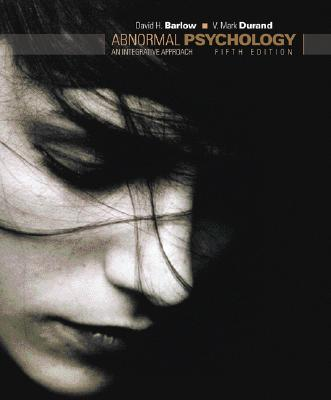 Image for Abnormal Psychology: An Integrative Approach