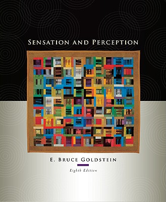 Sensation and Perception, 8th Edition (CD ROM Included), Goldstein, E. Bruce
