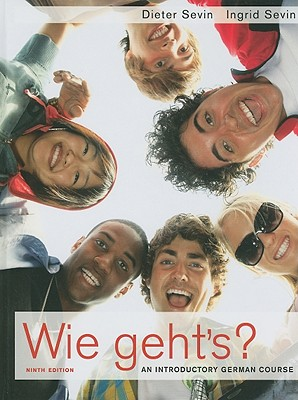 Wie geht's? (World Languages), Sevin, Dieter; Sevin, Ingrid