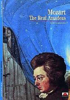 Image for Mozart, the real Amadeus (New horizons)