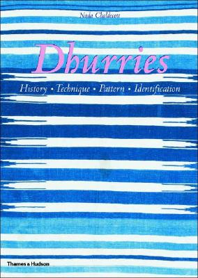 Image for Dhurries: History, Technique, Pattern, Identification