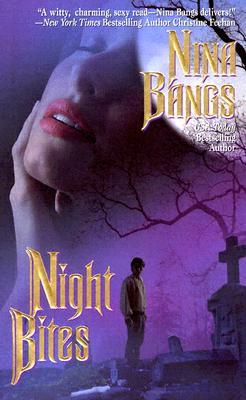 Night Bites (Mackenzie Vampires, Book 2), Nina Bangs
