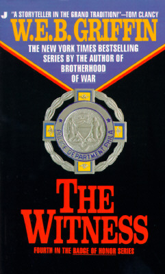 Image for The Witness (Badge Of Honor)