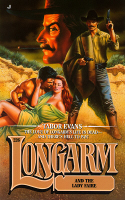 Image for Longarm 226: Longarm and the Lady Faire