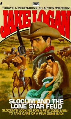 Image for Slocum and the Lone Star Feud (#245)