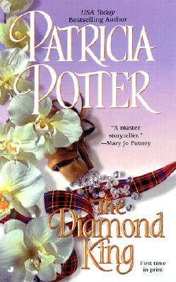 Image for The Diamond King  (Bk 3 Scottish Trilogy)
