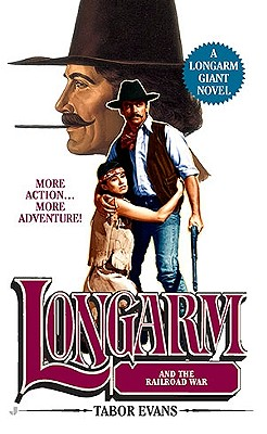 Image for Longarm Giant 29: Longarm and the Railroad War (Longarm Giant (Unnumbered))