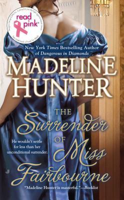 The Read Pink Surrender of Miss Fairbourne, Madeline Hunter