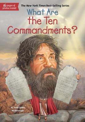 Image for What Are the Ten Commandments? (What Was?)