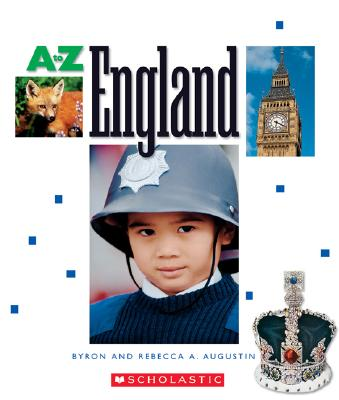 Image for England (A to Z)