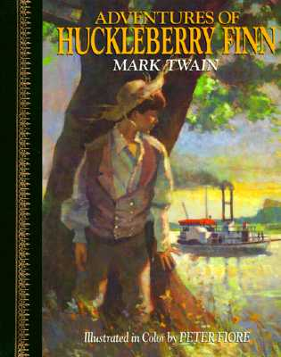 Image for Children Classics: Adventures of Huckleberry Finn (Children's Classics)