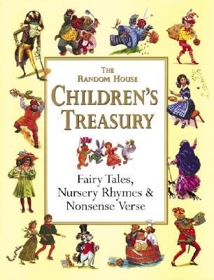 Image for Children's Treasury: Fairy Tales, Nursery Rhymes & Nonsense Verse