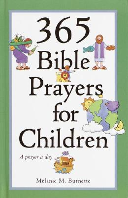 Image for 365 Bible Prayers for Children