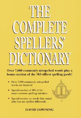 Image for The Complete Spellers' Dictionary