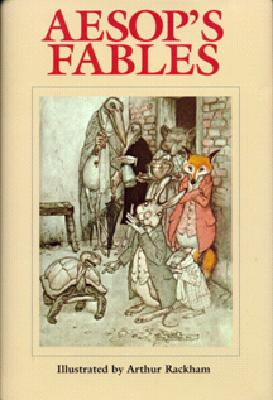 Image for Aesop's Fables Illustracted by Arthur Rackham