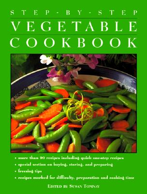 Image for Step-by-Step: The Vegetable Cookbook