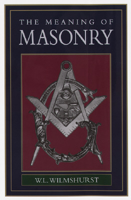 Image for The Meaning of Masonry