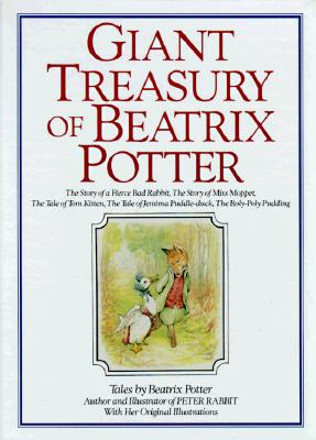 Image for Giant Treasury of Beatrix Potter