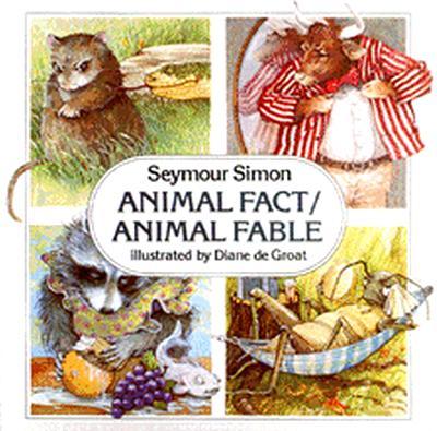 Image for Animal Fact/Animal Fable