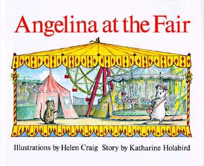 Image for Angelina at the Fair   (Angelina Ballerina)
