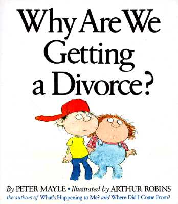 Image for Why Are We Getting a Divorce?