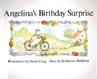 Image for Angelina's Birthday Surprise (Angelina Ballerina)