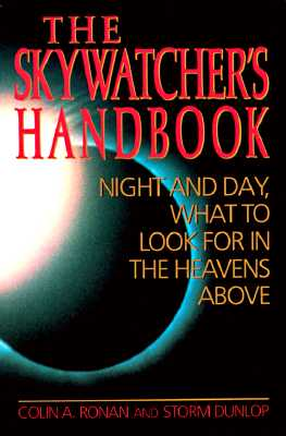 Image for Skywatcher's Handbook